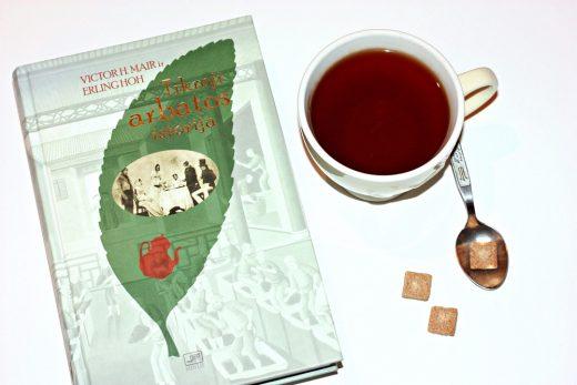 Tikroji arbatos istorija. zalia gentis