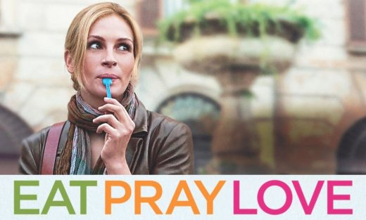 Eat pray love cover
