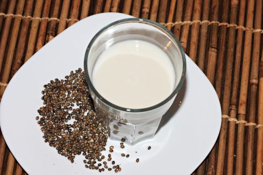 Kanapiu pienas. zalia gentis. 1000