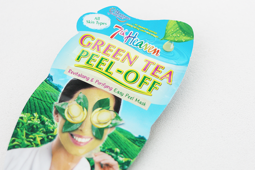 Montagne jeunesse green tea zalia gentis