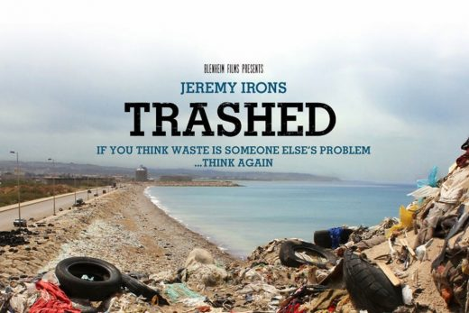 Trashed documentary cover 1
