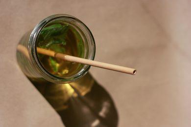 Bambukinis siaudelis 1 zalia gentis