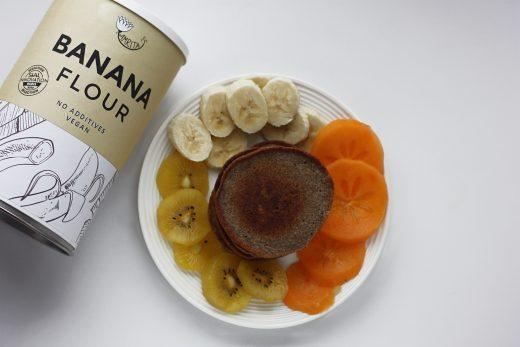 Bananu miltu blynai zalia gentis 1