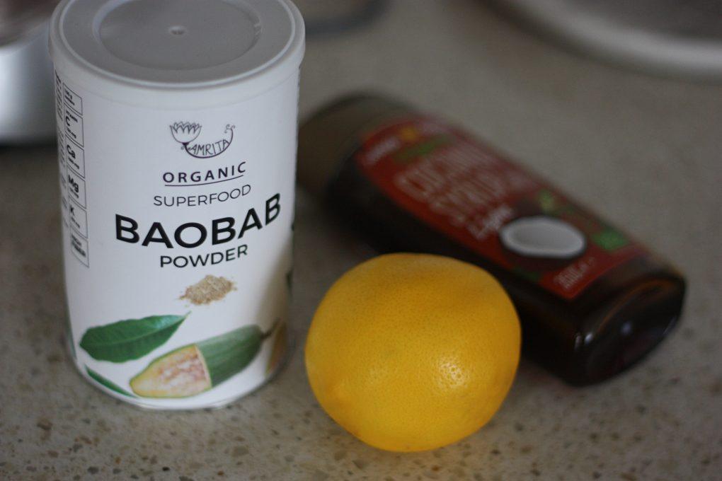 Baobabu milteliai 1 zalia gentis