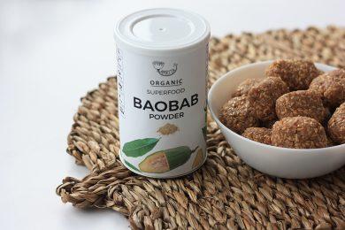 Baobabu milteliai 10 zalia gentis