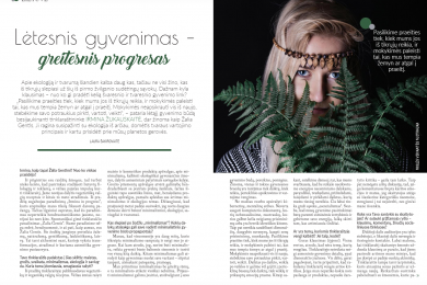 Lietuve interviu zalia gentis 1 1