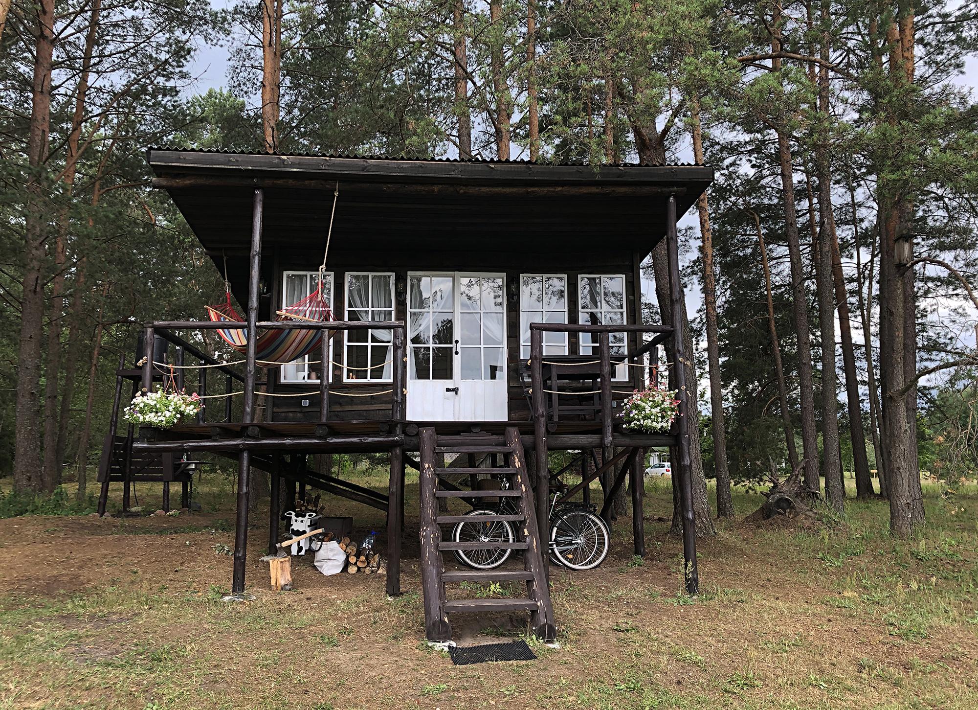 Varena treehouse 1 2000