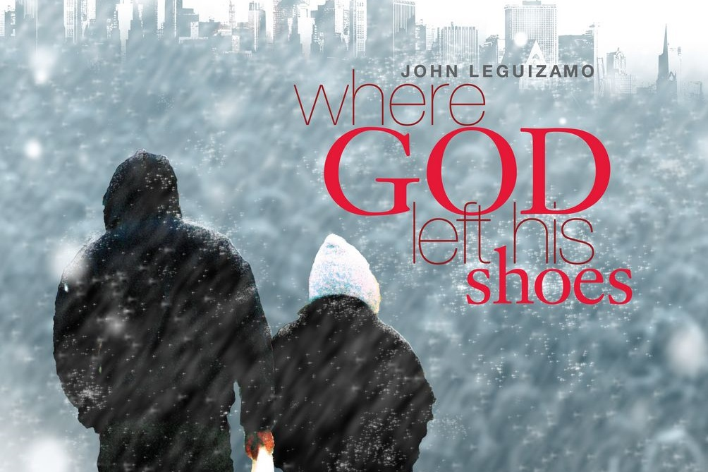 Where god left his shoes cover